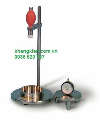 Dụng cụ thử độ ổn định vữa bằng bi rơi E031Matest-khangkien.com.vn