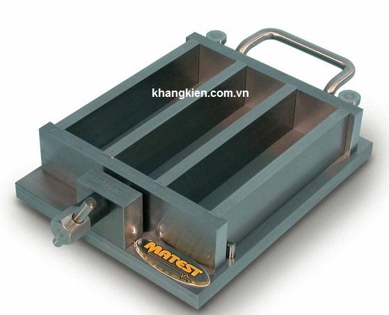 Khuôn đúc mẫu xi măng E102 Matest- Italy- khangkien.com.vn