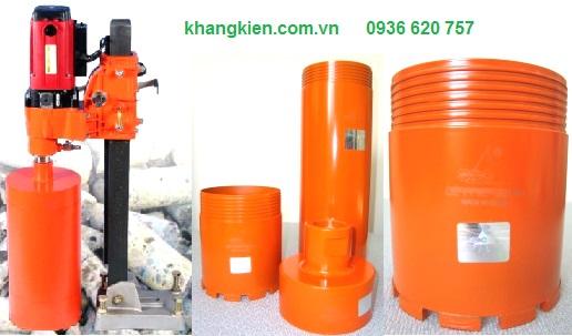 Máy khoan lấy mẫu vật liệu DK-10DS DooHyoen hàn quốc
