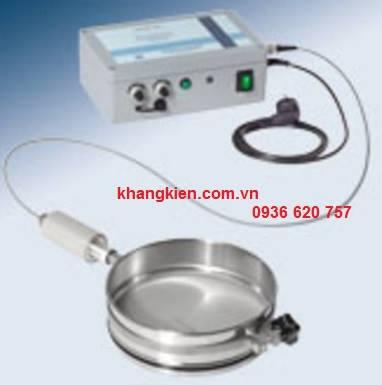 Thiết bị lắc mẫu bằng siêu âm Haver & Boecker UFAn - khangkien.com.vn