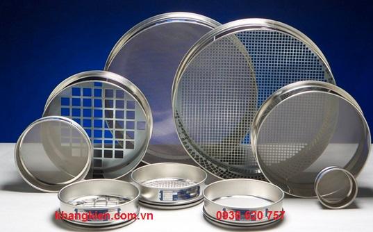 Bộ sàng cấp phối bê tông nhựa Haver & Boecker - khangkien.com.vn
