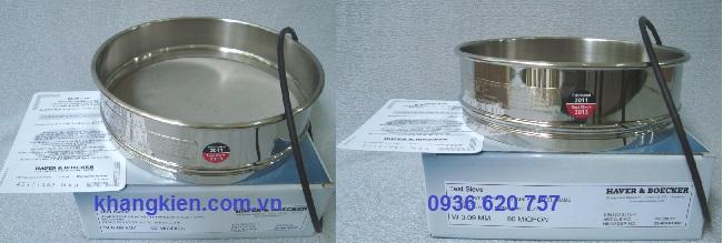 Bộ sàng cho Đường Hạt, tiêu chuẩn Haver & Boecker - khangkien.com.vn