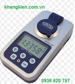 Máy đo khúc xạ kế đo Brix A. Kruess DR-201-95 - khangkien.com.vn