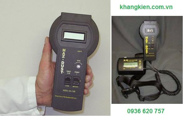 Máy đo nồng độ bụi Enviromental Devices Corp HD-1100 - khangkien.com.vn