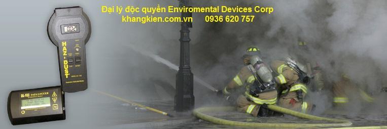 Máy đo nồng độ bụi Enviromental Devices Corp HD-1100 khangkien.com.vn 0936 620 757