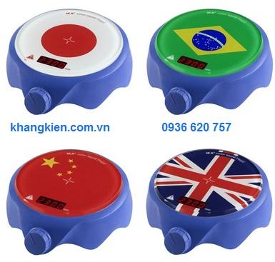 Máy khuấy từ IKA- Đức Model COLOR SQUID - 0936 620 757 - khangkien.com.vn