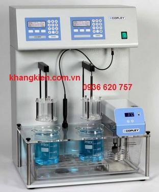 Thiết bị thử độ tan rã của thuốc Copley DTG 2000 - khangkien.com.vn
