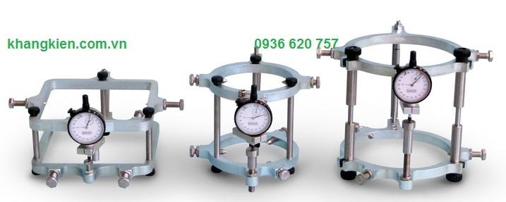 Thiết bị thử momule đàn hồi mẫu trụ matest C130N - khangkien.com.vn