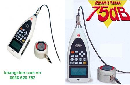 Máy đo độ rung Aco 3233 - khangkien.com.vn