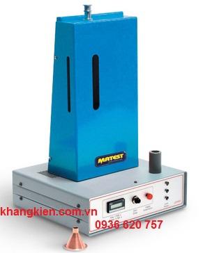 Thiết bị Blaine đo độ mịn xi măng điện tử Matest E011N - khangkien.com.vn