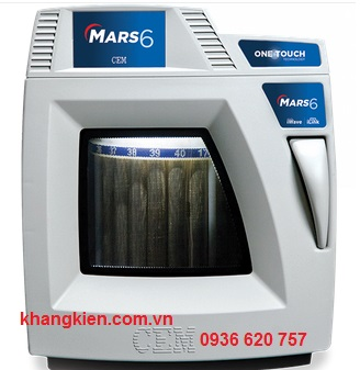 Thiết bị phá mẫu bằng vi sóng CEM- Mỹ Model MARS 6 - khangkien.com.vn