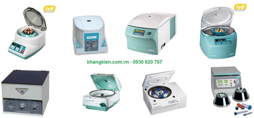 Các model máy ly tâm cho y tế có mặt trên thị trường - khangkien.com.vn