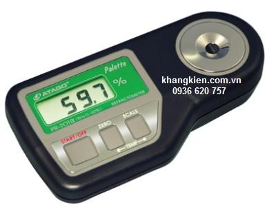 Máy đo khúc xạ kế cầm tay Atago PR-201a - Atago - Khangkien.com.vn
