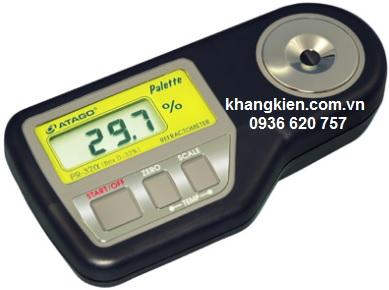 Máy đo khúc xạ kế cầm tay Atago PR-32a - Atago - khangkien.com.vn