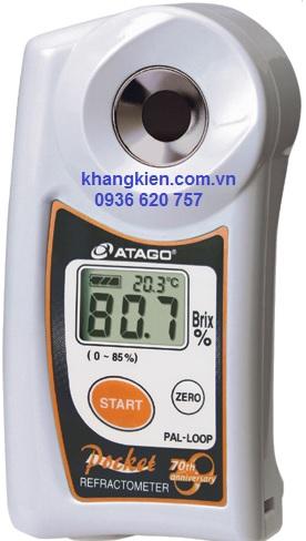 Máy khúc xạ kế cầm tay Atago PAL-LOOP - Atago - khangkien.com.vn