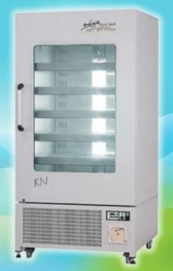 Tủ lạnh bảo quản máu 200 lít - Nuve - khangkien.com.vn