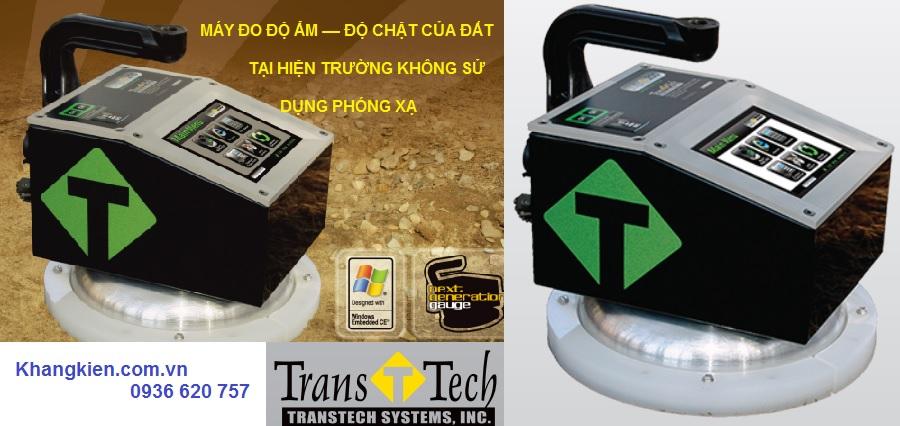 Máy đo độ chặt độ dung trọng độ ẩm của đất Transtech SDG200 - khangkien.com.vn