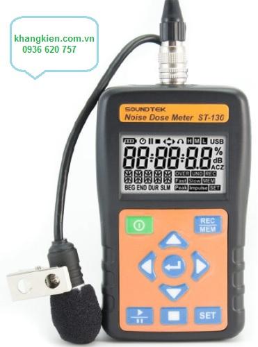 Máy đo độ ồn cá nhân Tenmars ST-130 - khangkien.com.vn - 0936 620 757