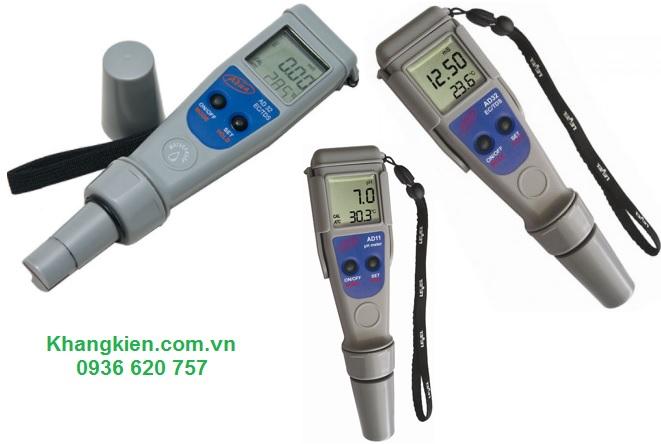 Bút đo độ dẫn, TDS, nhiệt độ cầm tay Adwa AD32 - khangkien.com.vn - 0936 620 757