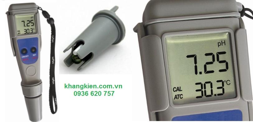 Bút đo pH và nhiệt độ cầm tay Adwai AD11 - AD12 - khangkien.com.vn - 0936 620 757