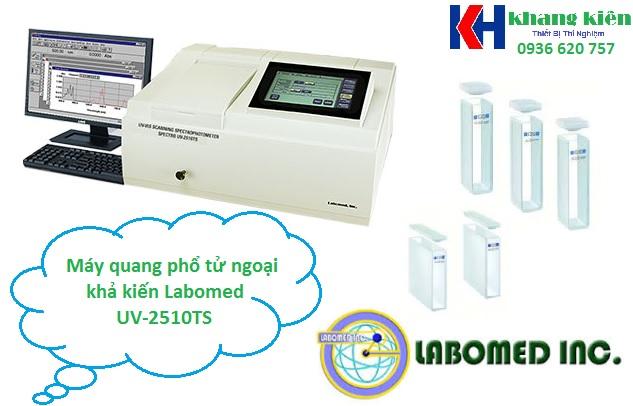 Máy quang phổ tử ngoại khả kiến Labomed UV-2510TS - khangkien.com.vn - 0936 620 757
