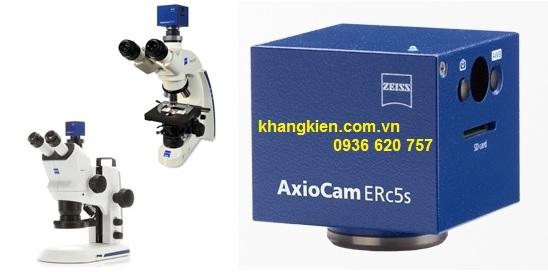 Camera chuyên dùng cho kính hiển vi AxioCam ERc 5s - khangkien.com.vn - 0936 620 757