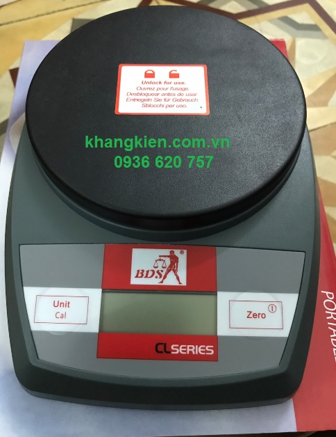 Cân Định Lượng Pha Chế Đồ Uống Cà Phê BDS CL2000 - khangkien.com.vn