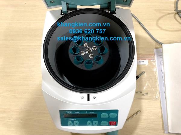 Hướng dẫn sử dụng máy ly tâm EBA 200