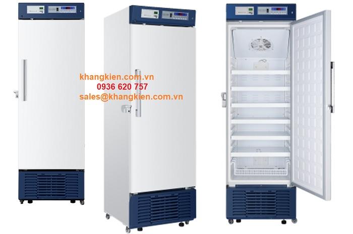 Tủ lạnh chứ mẫu hóa chất sinh phẩm Haier HYC390F.jpg