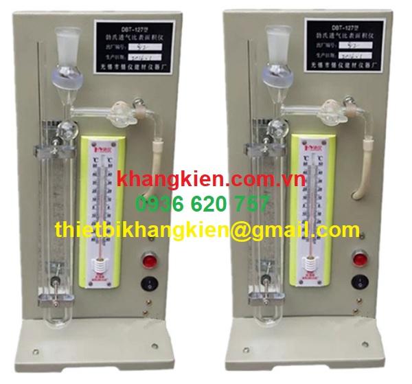 HDSD máy đo độ mịn xi măng DBT-127 - khangkien.com.vn