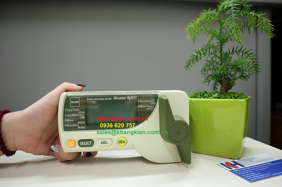 Máy đo độ ẩm nông sản FG511 hàng mới.jpg