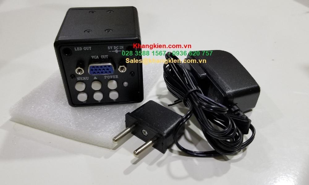 Camera kính hiển vi dạy học kết nối với tivi CKV-950