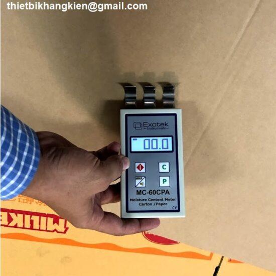 Hướng dẫn sử dụng máy đo độ ẩm giấy MC-60CPA - khangkien.com.vn - 0936 620 757