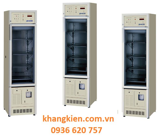 Hướng dẫn sử dụng tủ trữ máu SANYO PHCBI MBR-107DH - khangkien.com.vn