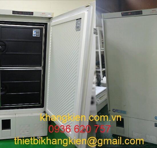 HƯỚNG DẪN SỬ DỤNG TỦ LẠNH ÂM SANYO MDF - U4086 - vận hành tủ