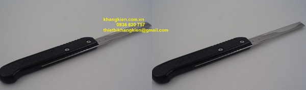 Cán dao cắt vi thể Feather F-80P
