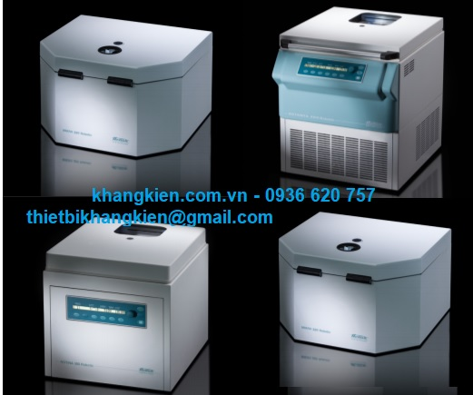 Máy ly tâm cho phòng thí nghiệm tự động - khangkien.com.vn - 0936 620 757