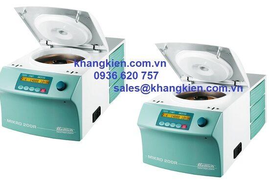 Máy ly tâm Hettich Mikro 200 R - khangkien.com.vn - 0936 620 757