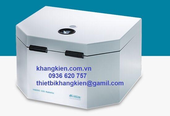 Máy ly tâm Mikro 220 Robotic - khangkien.com.vn - 0936 620 757