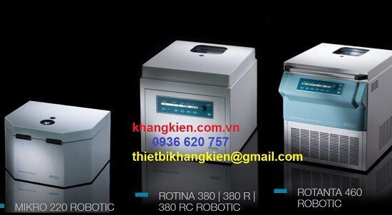 Máy ly tâm tự động Robotic - khangkien.com.vn