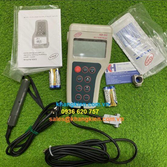 Máy đo EC TDS và nhiệt độ cầm tay AD332 - khangkien.com.vn.jpg