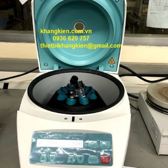 Máy ly tâm phòng thí nghiệm khangkien.com.vn