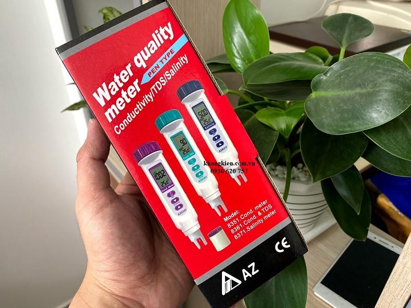 Bút đo độ mặn tốt nhất được khuyên dùng AZ8371.jpg