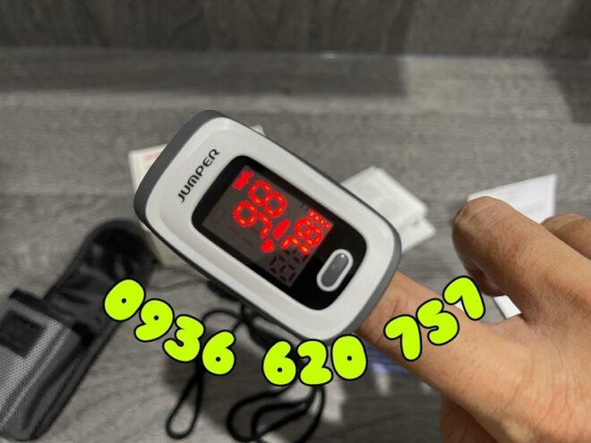 Hướng dẫn sử dụng máy đo nồng độ oxy trong máu Jumper JPD-500E.jpg